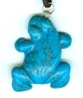 Frog Necklace 07